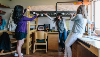 4 Things You Want to Know About College Dorms